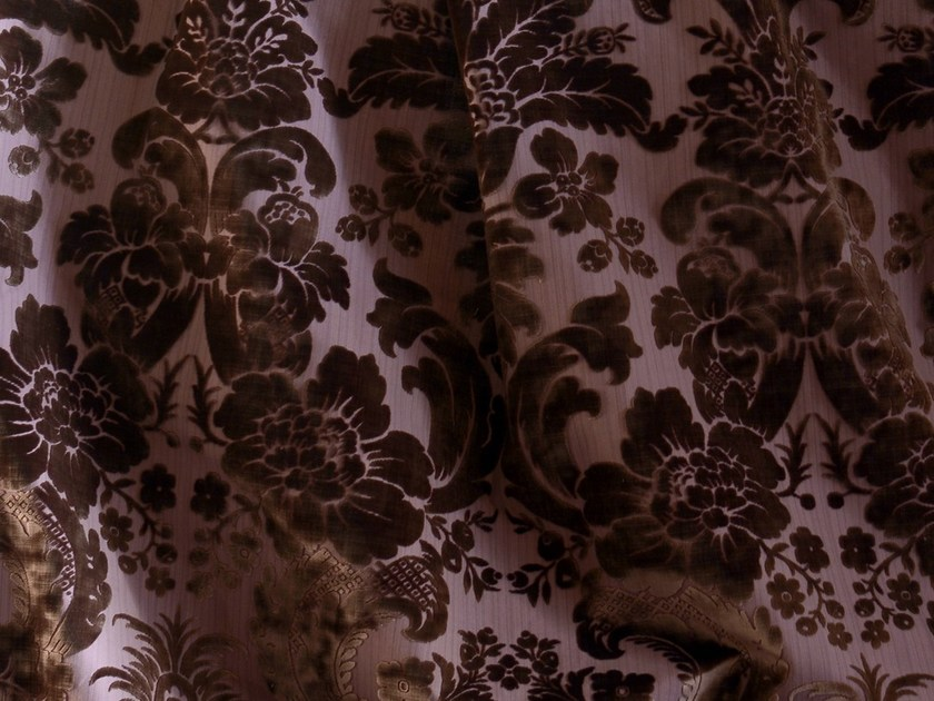 Damask fabric MANSART - LELIEVRE