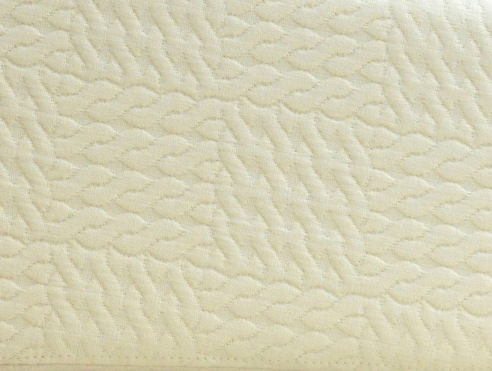 Solid-color pique upholstery fabric PAUSE - LELIEVRE