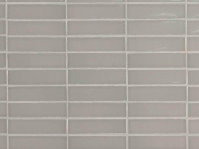 Indoor Ceramic materials wall tiles CERAMICA GRIGIO CHIARO by MUTINA