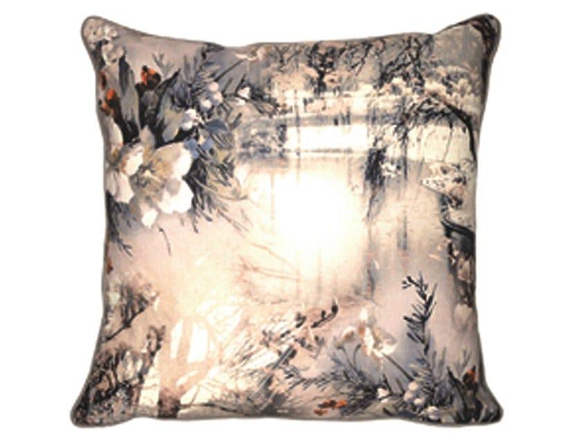 Square cushion ÉMOTIF by LELIEVRE