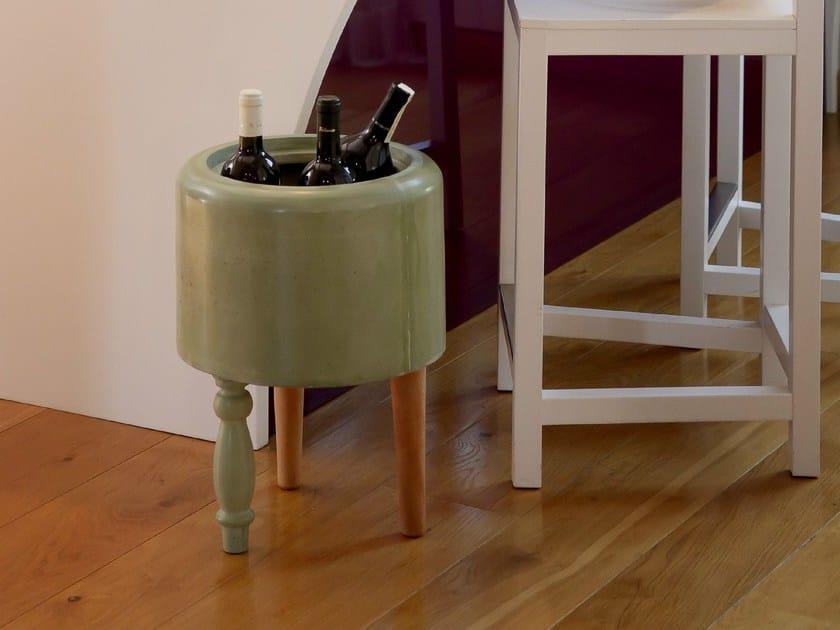 Design stool ROBO - HABIMAT by BigMat Italia
