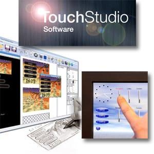 Gestione della luce user-friendly TouchStudio - HELVAR
