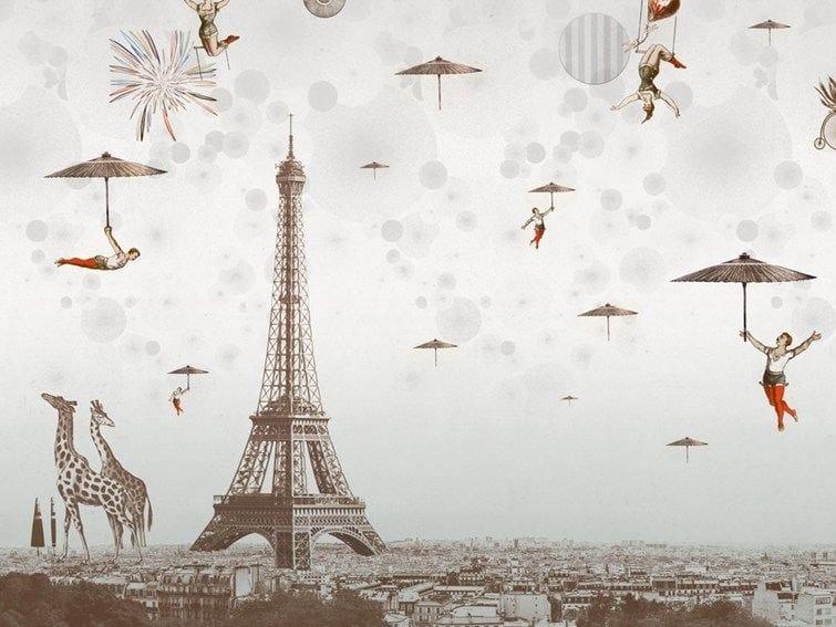 Panoramic SLIPSTREAM by Wall&decò