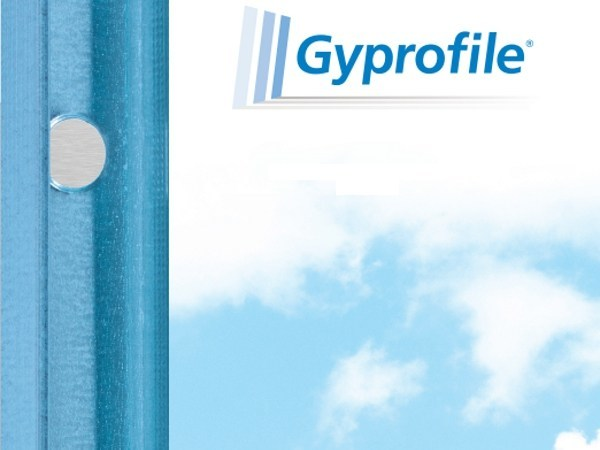 Frame and accessory for suspended ceiling GYPROFILE - Saint-Gobain Gyproc