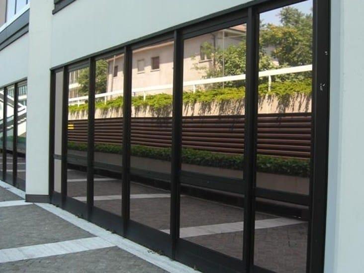 Solar control window film XTRAZONE SOLAR BRONZE ™ - FOSTER T & C