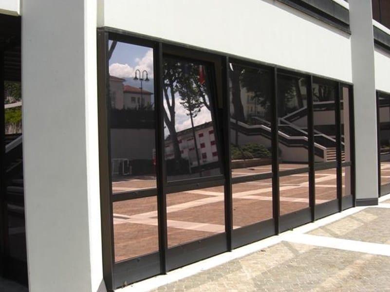 Pellicola per vetri a controllo solare xtrazone solar - Specchi riflettenti luce solare ...
