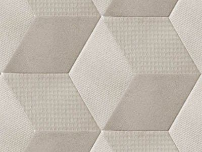 Indoor porcelain stoneware wall/floor tiles TEX GREY - MUTINA