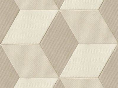 Indoor porcelain stoneware wall/floor tiles TEX CREAM - MUTINA