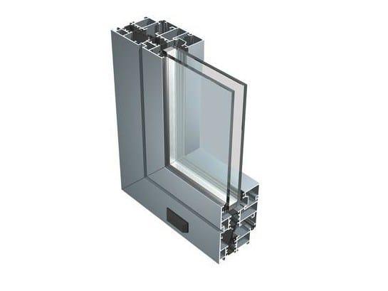 Aluminium patio door 56 IW - ALUK Group