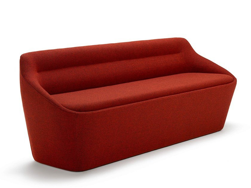 Sofa with removable cover EZY | Sofa - Offecct