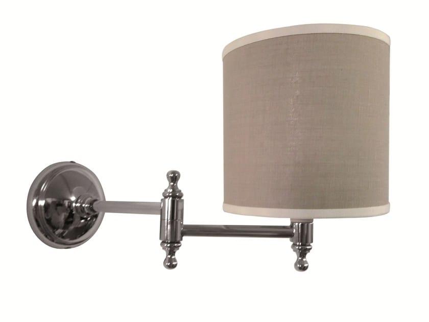 Classic style bathroom wall lamp ABA01   Bathroom wall lamp by BLEU PROVENCE