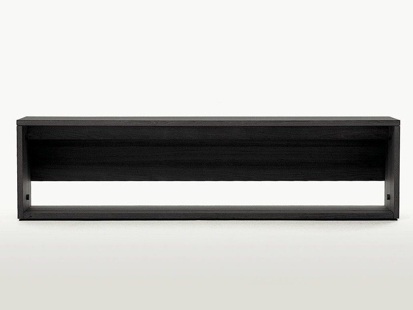 Extending rectangular wooden console table CUMA - Maxalto, a brand of B&B Italia Spa