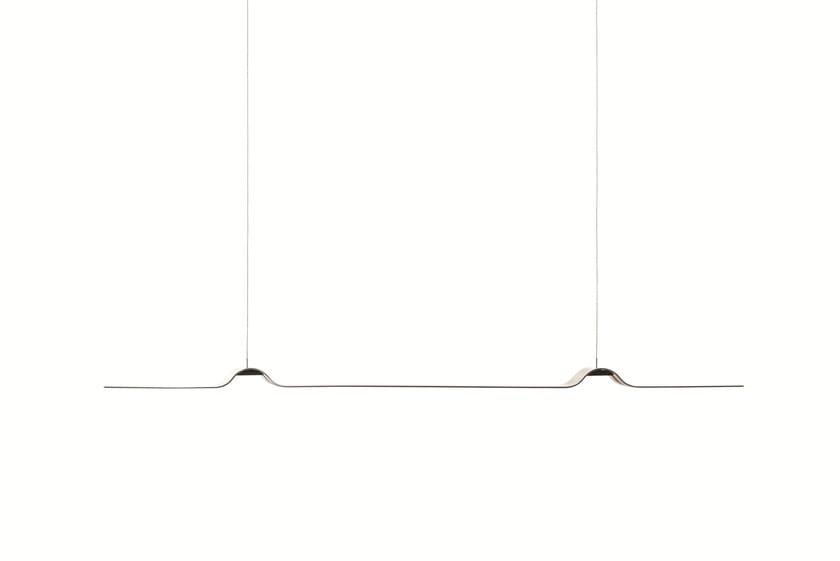 LED aluminium pendant lamp TAPE L | Pendant lamp - Formagenda