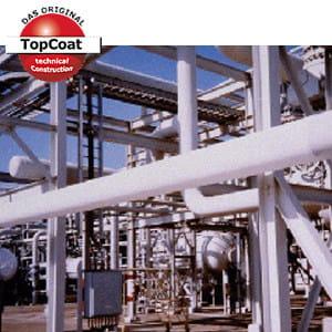 Industrial coating termoceramico ThermoShield TopCoat - TECNOVA GROUP®