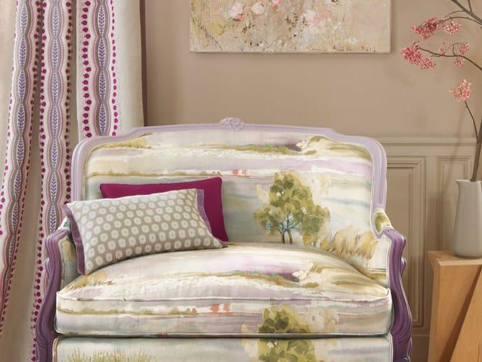 Linen fabric ESTUAIRE | Upholstery fabric - Zimmer + Rohde