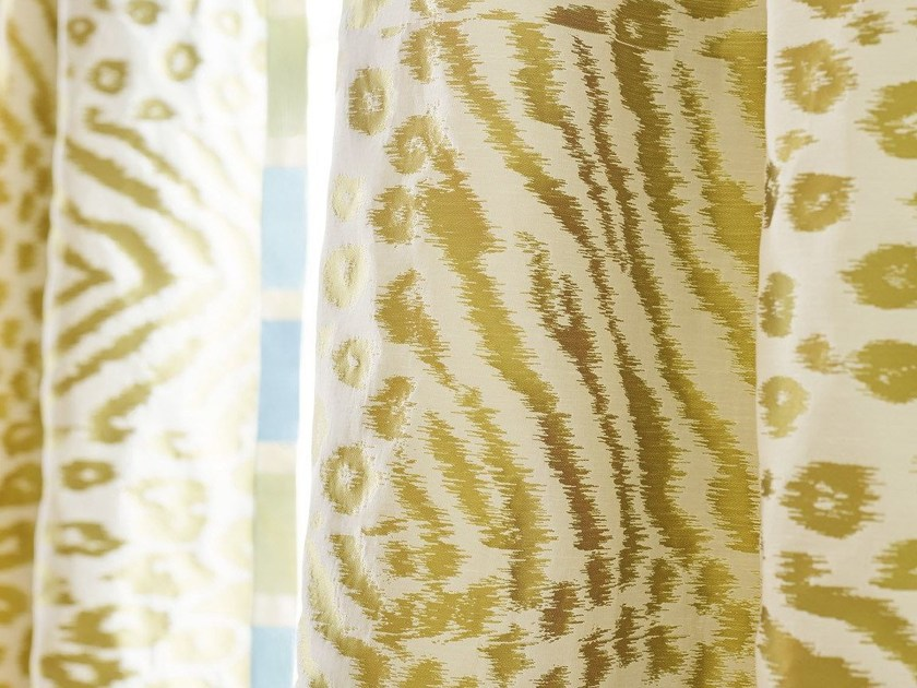 Animalier jacquard fabric SULLAMA | Fabric for curtains - Zimmer + Rohde