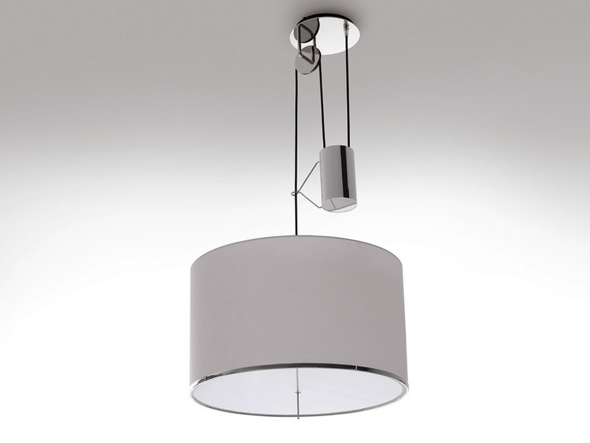 Fabric pendant lamp LEUKON | Pendant lamp - Maxalto, a brand of B&B Italia Spa