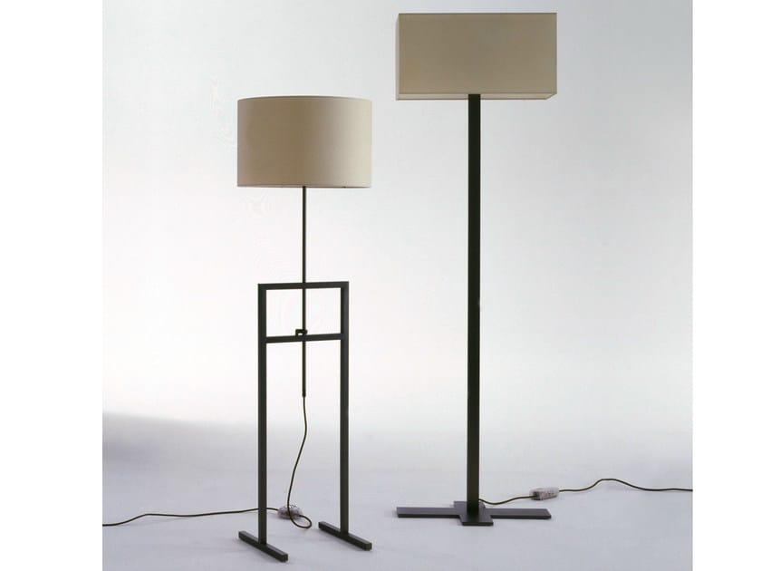 Fabric floor lamp LEUKON | Floor lamp - Maxalto, a brand of B&B Italia Spa