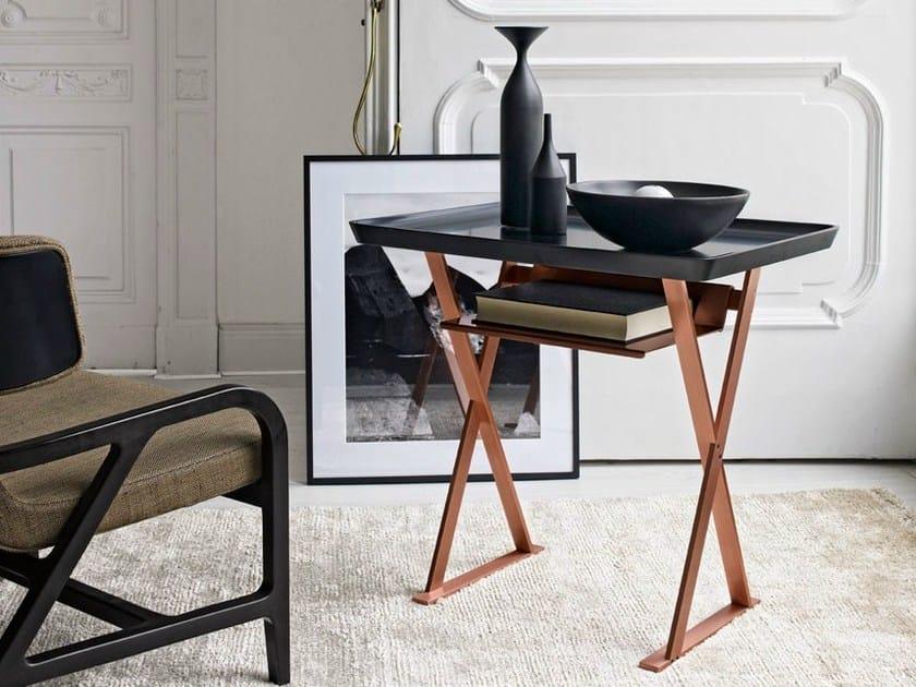 Coffee table / tray PATHOS 2013 - Maxalto, a brand of B&B Italia Spa