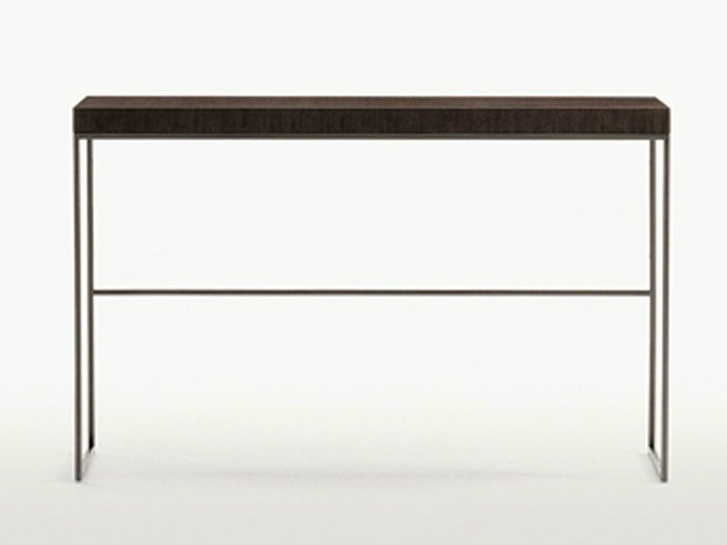 Rectangular wooden console table ELIOS | Console table - Maxalto, a brand of B&B Italia Spa