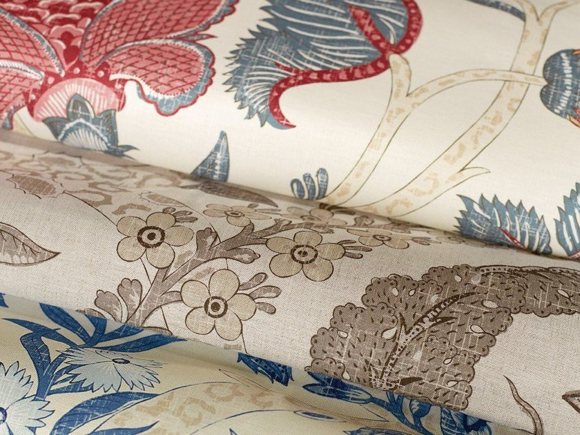 Fabric for curtains CASMIR - Zimmer + Rohde