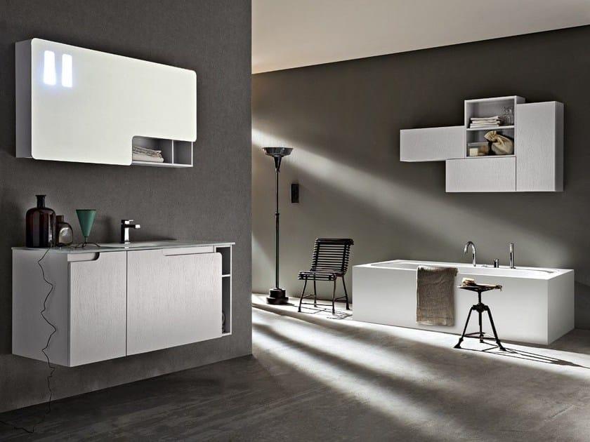 Bathroom furniture set RYO 62/63 by Cerasa