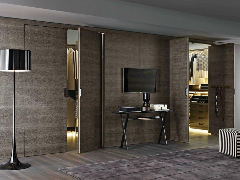 walk in wardrobe backstage by b b italia design antonio. Black Bedroom Furniture Sets. Home Design Ideas