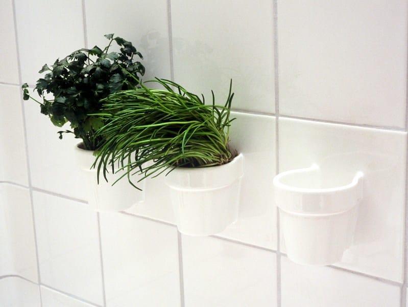 Ceramic vase for Dtile system DTILE | Vase - Dtile