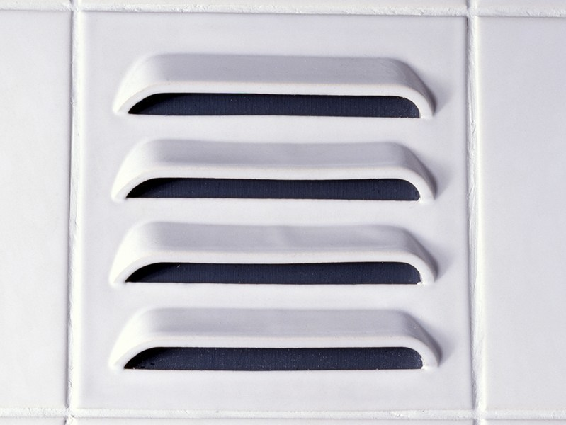 Air vent for Dtile system DTILE | Air vent - Dtile