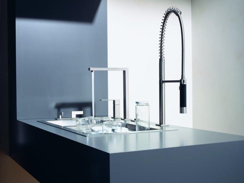 Rubinetto da cucina in stile moderno lot by dornbracht design sieger design - Rubinetti x cucina ...