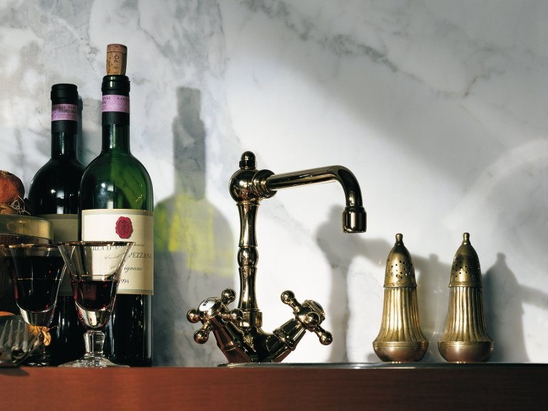 Classic style kitchen tap MADISON / MADISON FLAIR - Linea cucina by Dornbracht