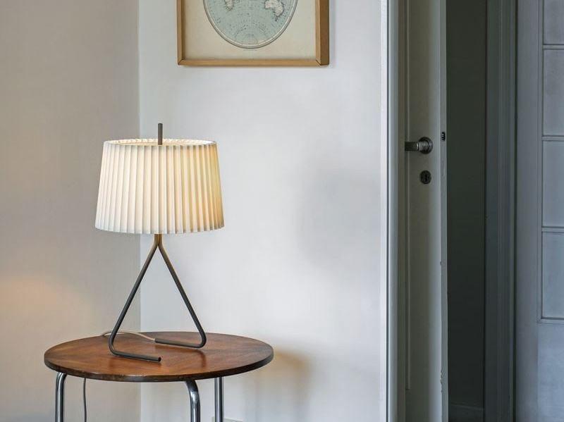 Silk table lamp FLIEGENBEIN TL - J.T. Kalmar