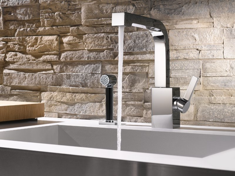 Contemporary style kitchen tap MARO - Dornbracht