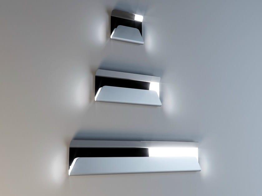 Aluminium wall light GINZA by altreforme