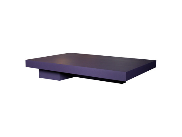 Square coffee table for living room GAROU | Coffee table - Ph Collection