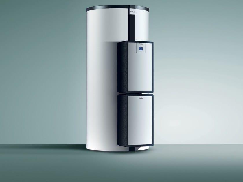 Boiler for solar heating system allSTOR - VAILLANT