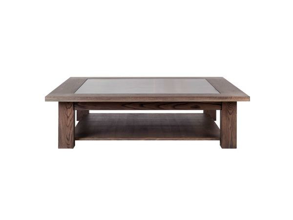 Square coffee table for living room TOSCANE | Coffee table - Ph Collection