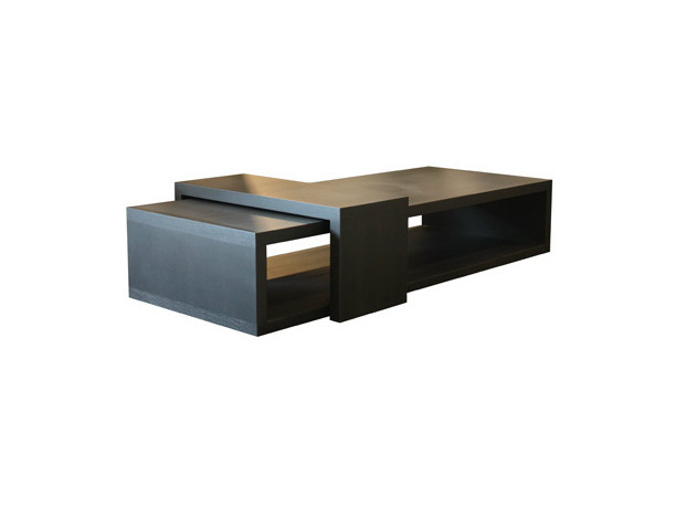 Rectangular coffee table for living room REGATE | Coffee table - Ph Collection