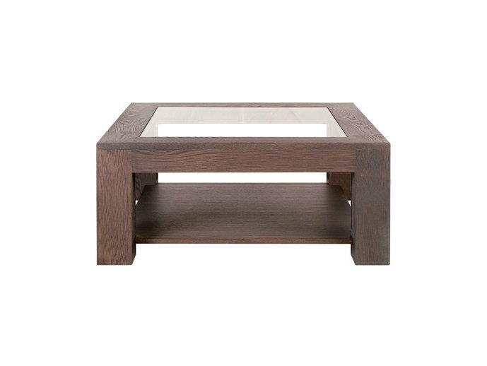 Square coffee table for living room SQUARE | Coffee table - Ph Collection