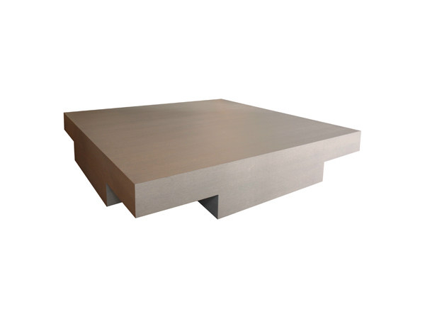 Square coffee table for living room TORTUGA | Coffee table - Ph Collection