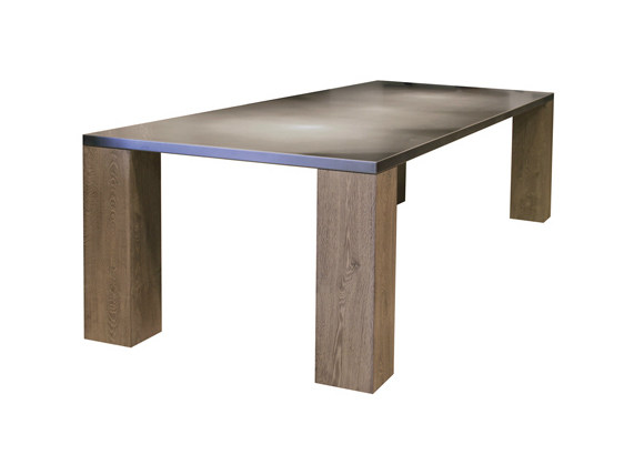 Rectangular dining table EQUINOX | Table by Ph Collection