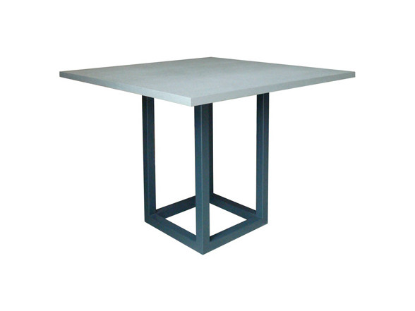 Square contract table ZOE BAR | Contract table by Ph Collection