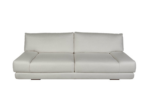 2 seater sofa with removable cover THEOREME | Sofa by Ph Collection