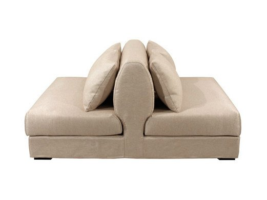 Fabric small sofa TRULLI DOUBLE | Small sofa by Ph Collection