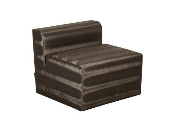 Modular fabric armchair CABRA | Armchair by Ph Collection