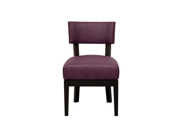 Upholstered fabric chair ALFA | Chair - Ph Collection