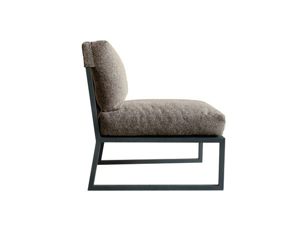 Sled base armchair PRATO | Armchair by Ph Collection