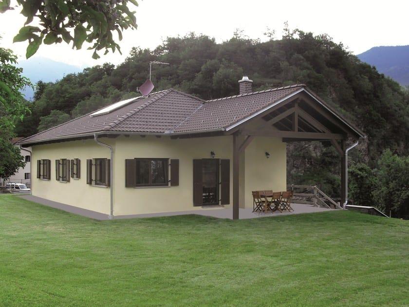 Wooden house CASA MIA 103 by Spazio Positivo