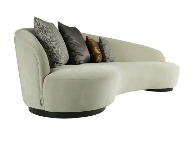4 seater fabric sofa IGNACIO L - Hamilton Conte Paris