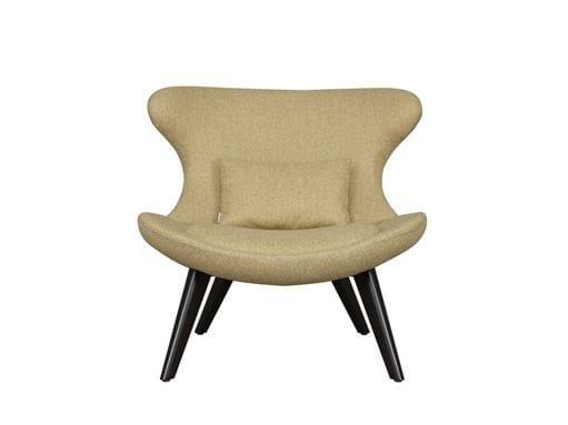 Fabric easy chair LUDVIG - Hamilton Conte Paris